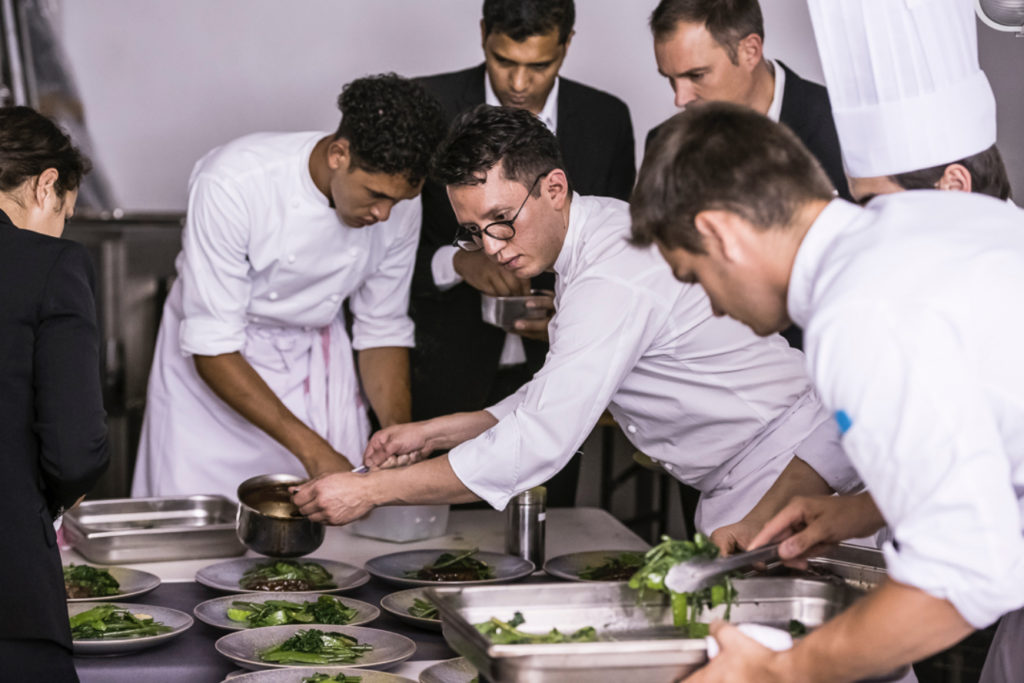 Photo chefs en cuisine - TalentriCity