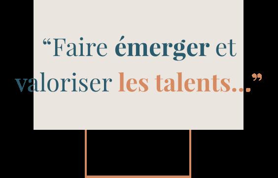 Faire émerger et valoriser les talents - TalentriCity