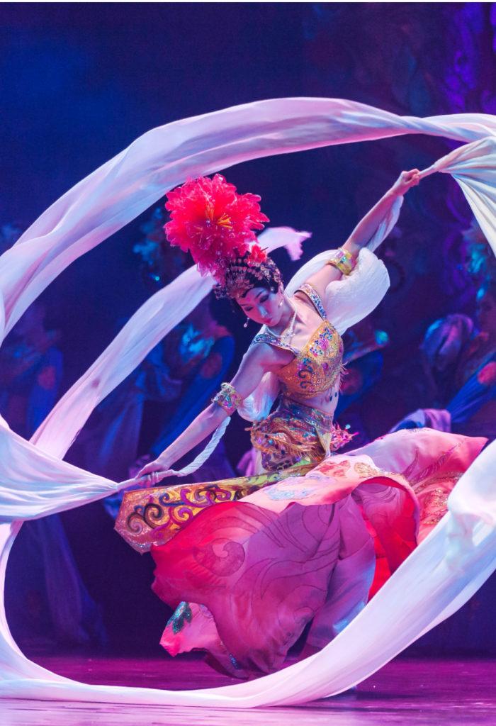Photo dance identité de service - TalentriCity